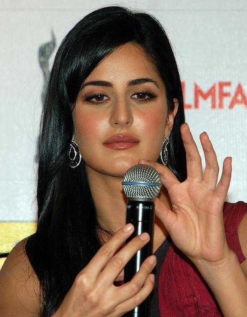 Katrina Kaif .
