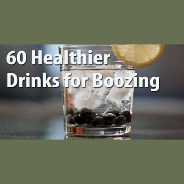 Generous ... Healthy Alcoholic Drinks So You Stay On Track