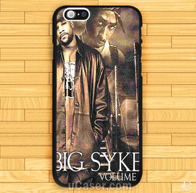 Big Syke Poster Music Rap iPhone Cases cheap and best quality. *100% money back guarantee