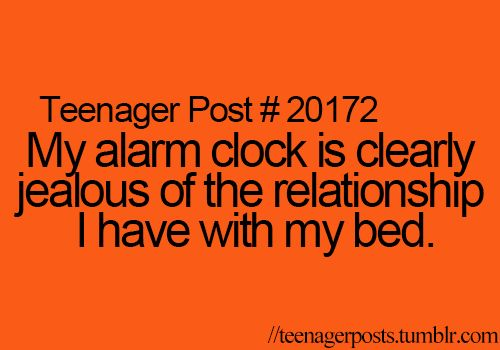 I have no idea why this says teenage post... I have this problem daily..