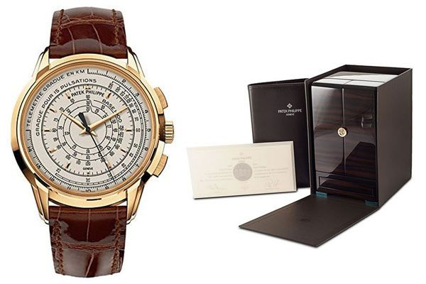 14 Amazing Expensive Gifts For Men (Especially #9 and #12) - Patek Philippe watch