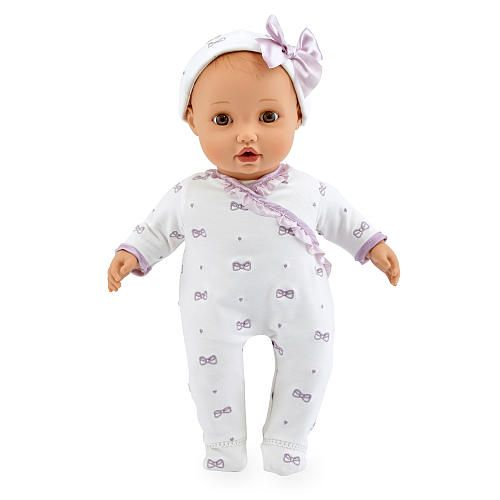 "You & Me Baby So Sweet Brunette 16 inch Nursery Doll - Brunette with Brown Eyes - Toys R Us - Toys""R""Us"