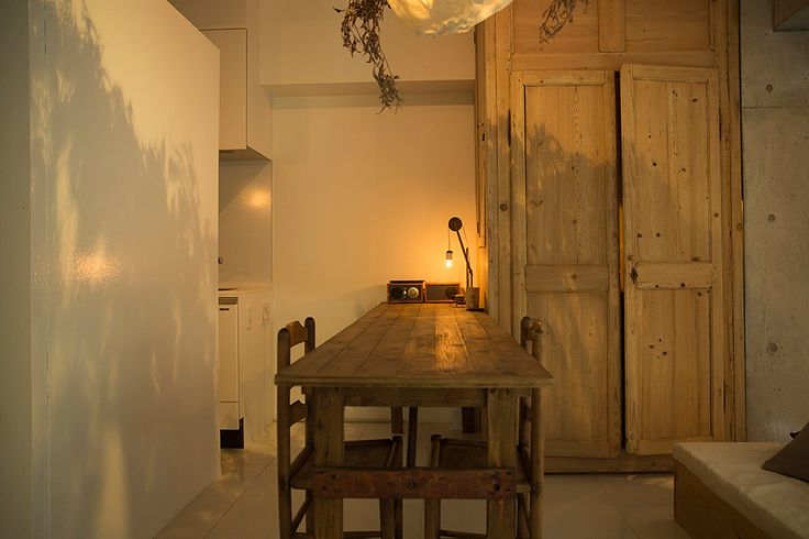 藤井 健一郎さん 『古道具界のロマンチストが住む、アンティーク×コンクリートの実験室』 / INTERVIEWS / LIFECYCLING -IDEE-