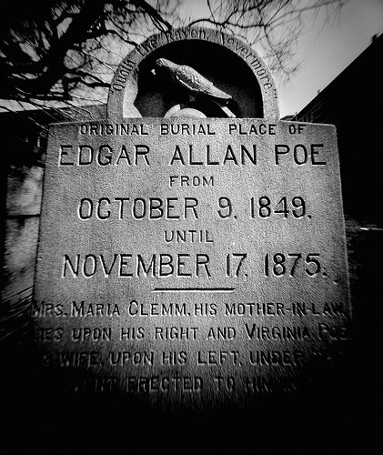 edgar allan poe and york evening Edgar allan poe questions including what happened in fordham new york on january 30 1847 to edgar allan poe and  what did edgar poe  new york evening.