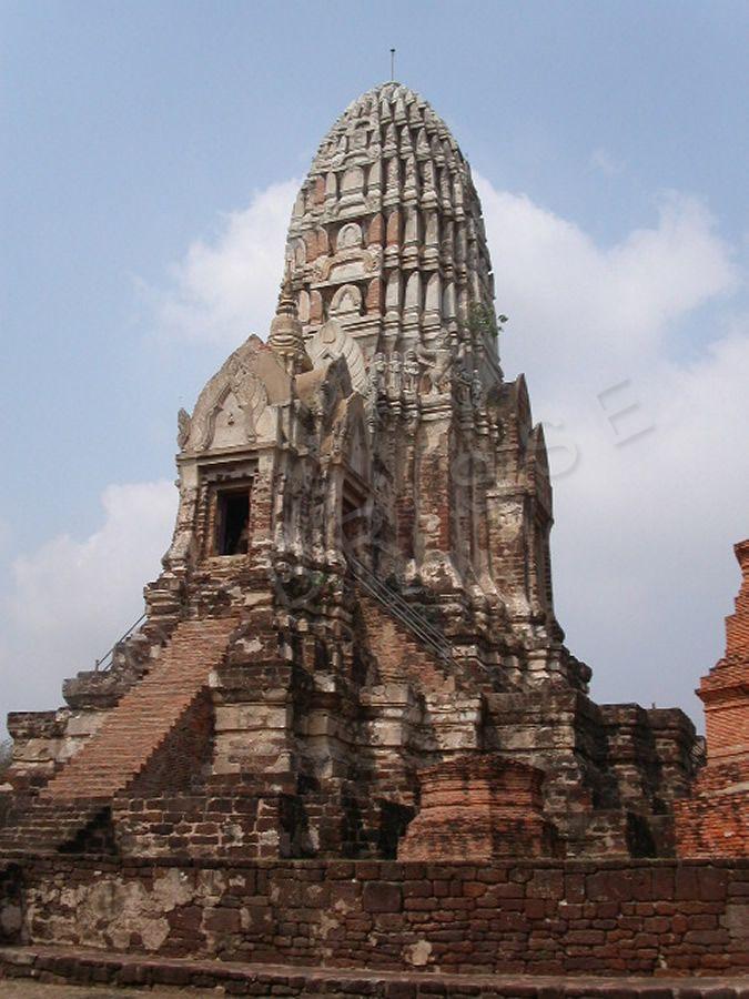 Thaïlande - Wat Ratchaburana