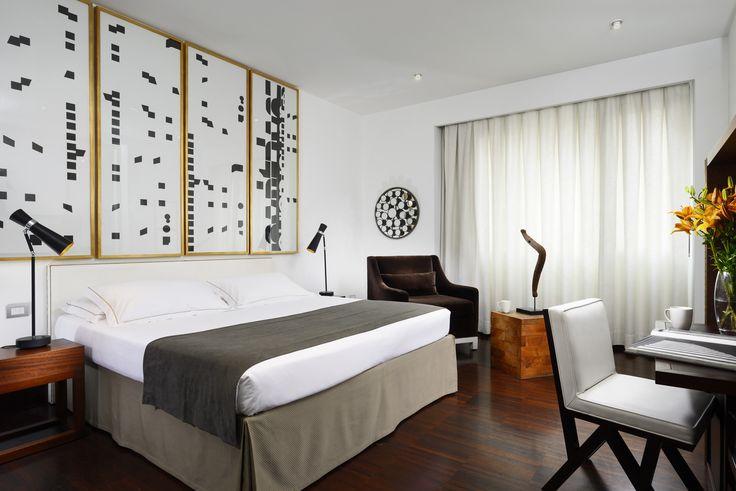 Superior Room - Hotel Pulitzer Roma #Hotel #Roma #hotelroom