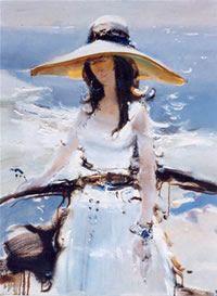 Violetta Monsevich - Artist From Ukraine