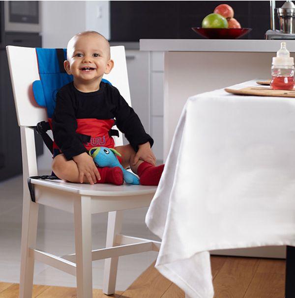 TULI - przenośne krzesełko do karmienia, 119 zł, www.babymama.pl