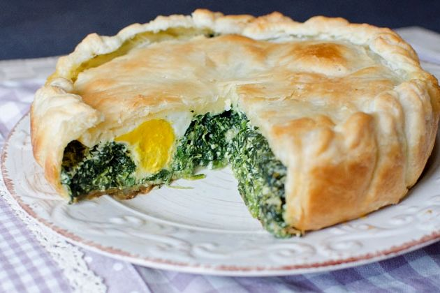 Torta pasqualina: a receita italiana perfeita para a sua páscoa
