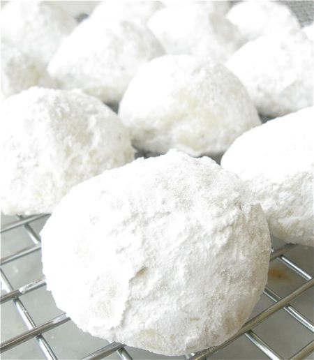 cookie by any other name... Mexican Wedding Cookies | Wedding Cookies ...