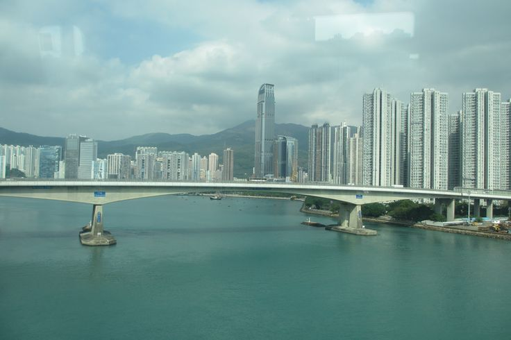 somewhere in Hong Kong
