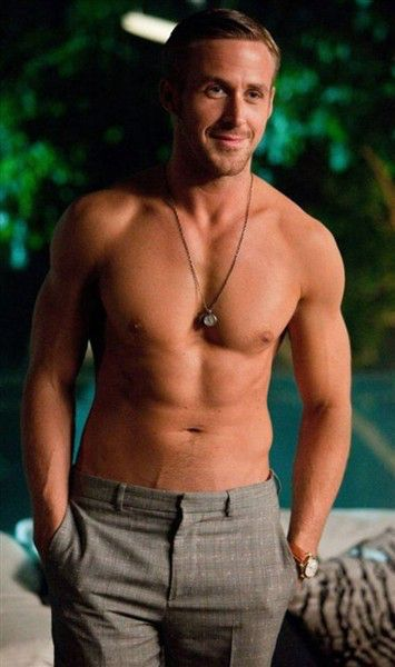 12. This shirtless moment from 'Crazy, Stupid Love'Shh! Just enjoy ...