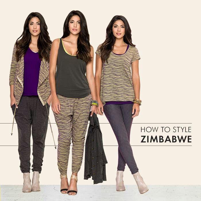 Metalicus Zimbabwe collection Spring July 2013