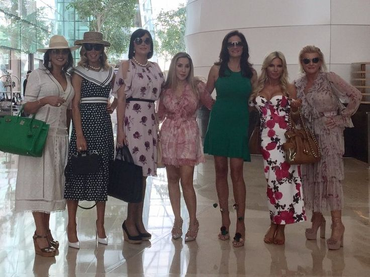 Behind the Scenes: The Real Housewives of Sydney Episode 9 — Nicole O'Neil - Real Housewives of Sydney Blog