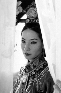 Lucy Liu is kidnapped Princess Pei Pei in Touchstone's Shanghai Noon - 2000
