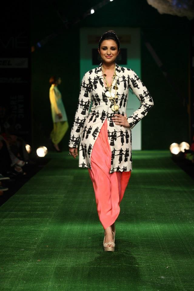 Masaba At Amazon India Fashion Week Spring Summer 2017: Pinterest