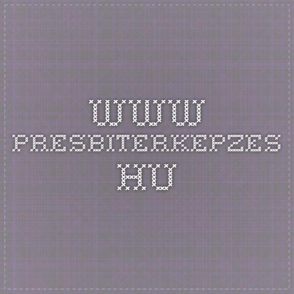 www.presbiterkepzes.hu
