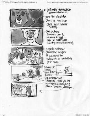 Best Art  Storyboards Images On   Storyboard Bones