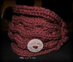 Resultado de imagem para receitas de trico feito a mão com ponto de deferente parafitas para cabelos