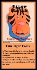 Jungle Safari Animal Visor: Tiger