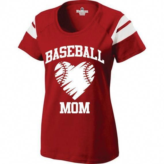 baseball mom quote tshirts | Short Sleeve, Screen Printed ...