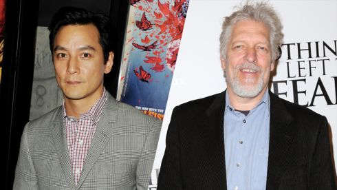 More of the Warcraft Movie Cast Revealed - Daniel Wu (left) and Clancy Brown.