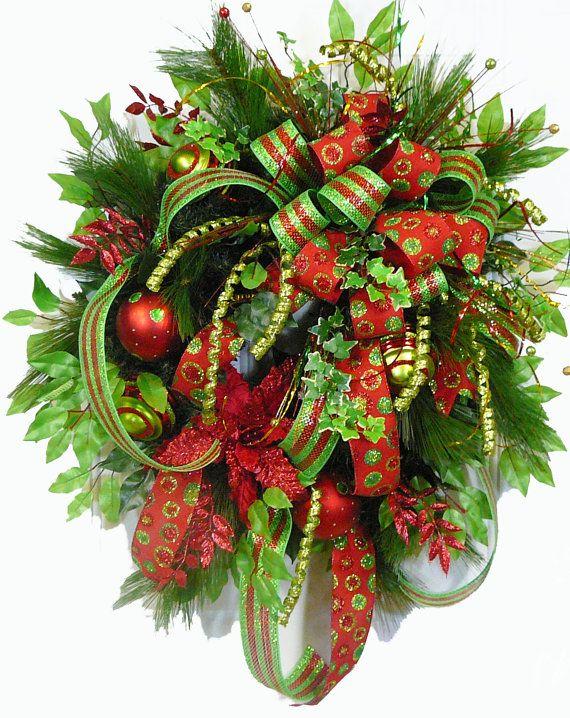 1000 Images About Ladybug Wreaths On Pinterest