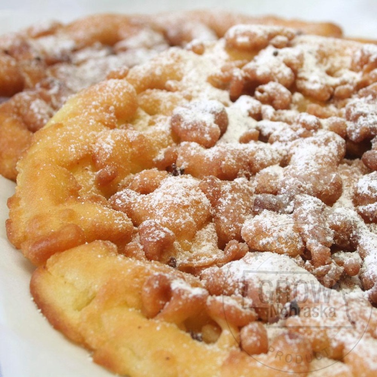 how to make funnel cake without milk