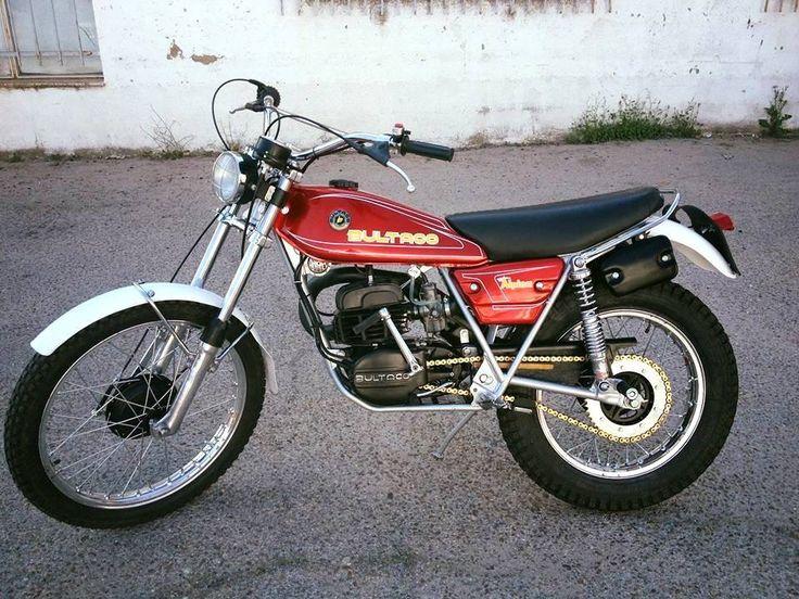 """Bultaco Alpina 350 """"M213"""" (1977/79) (Restauración Motos Martin & Martin)"""