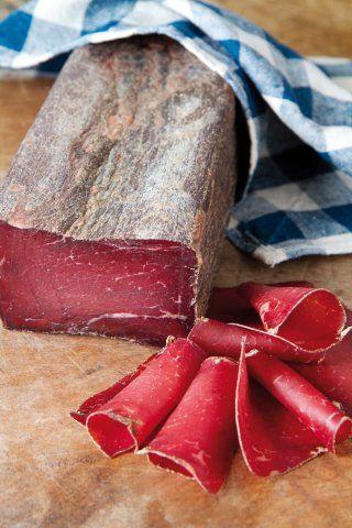 Walliser Trockenfleisch IGP Viande séchée du Valais IGP