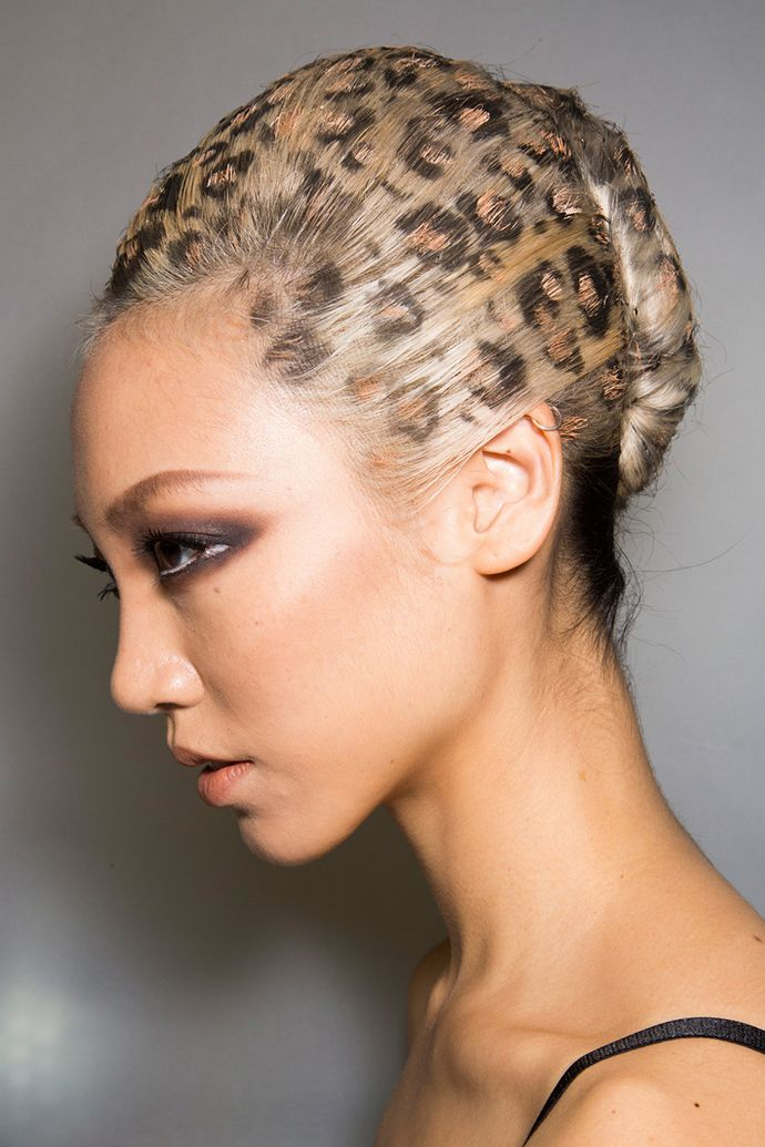 leopard hair style 101 best images about hair styles amp treatments on 2090