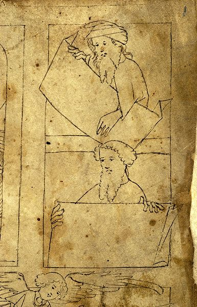 Bible, MS M.230 fol. 1r - Images from Medieval and Renaissance Manuscripts - The Morgan Library & Museum