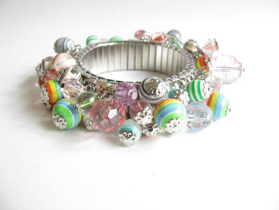 Hey, I found this really awesome Etsy listing at https://www.etsy.com/listing/182464061/sale-vintage-expansion-bracelet-bead