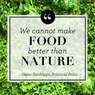 Nature knows best! #truth #21dsd #nature #practicalpaleo