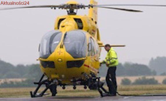 Książę William zakończył służbę w lotniczym pogotowiu
