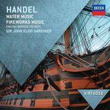 Handel: Water Music; Fireworks Music [CD], 001707902