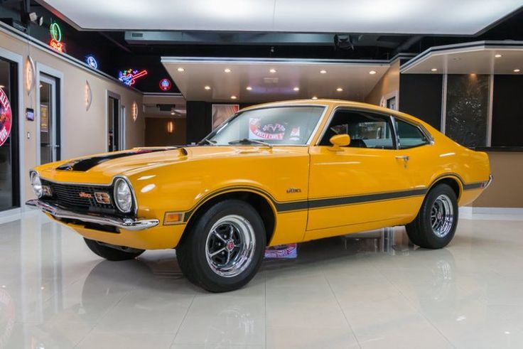 1970 Ford Maverick Fastback