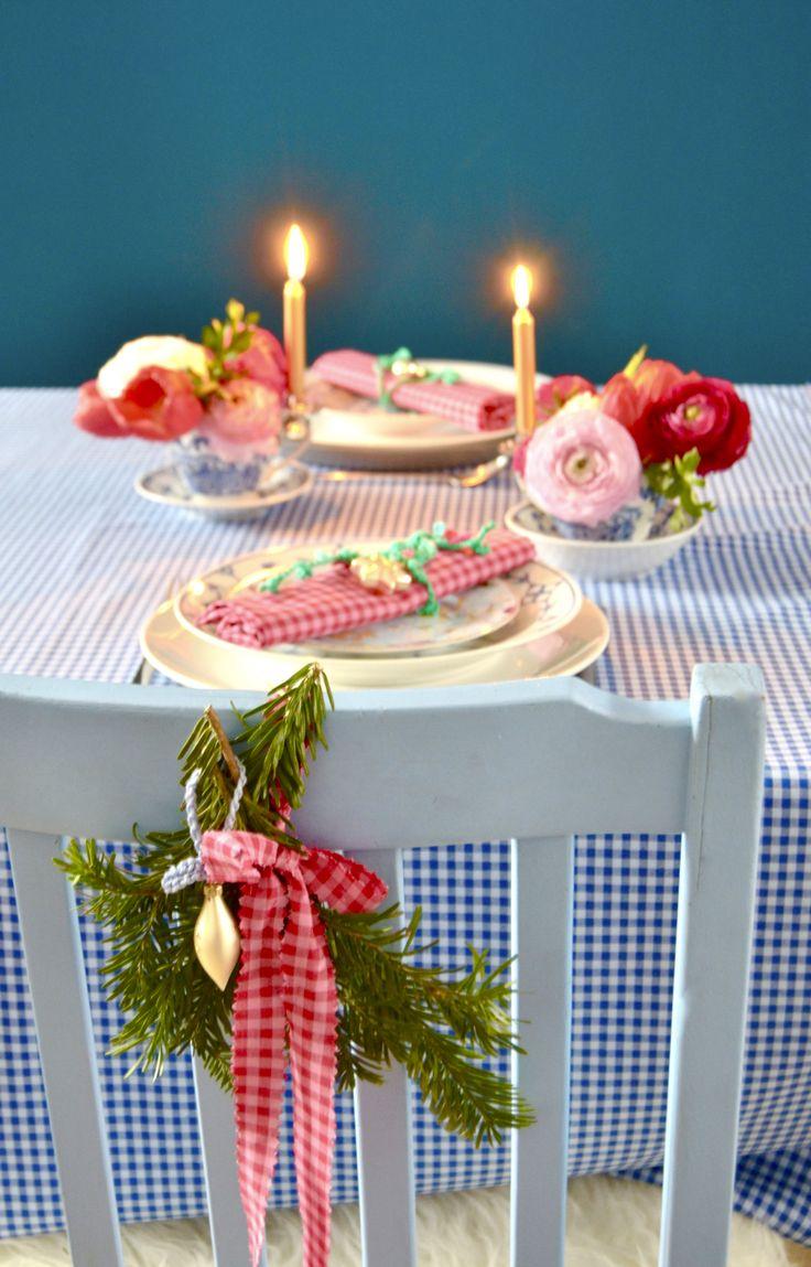 Kerst versier plezier; 6 eenvoudige sfeermakers voor de kersttafel - byClaire - haakpatronen, haakboeken, haakgaren