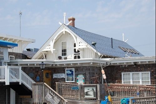 Favorite restaurant at Outer Banks    Black Pelican in Kitty Hawk
