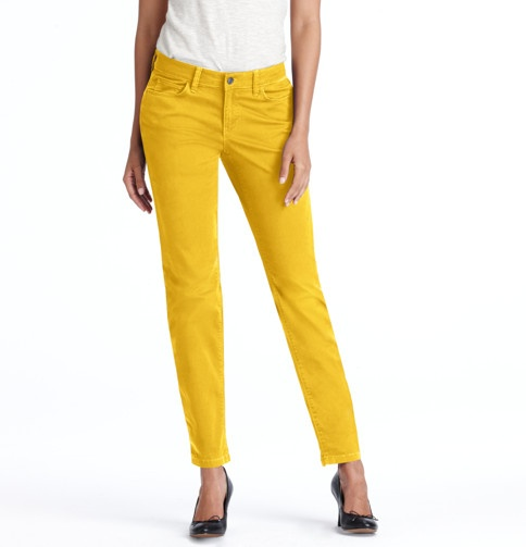 Skinny jeans for petite hourglass