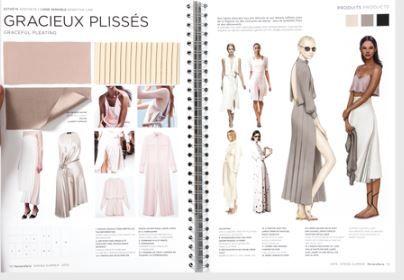 PeclersParis Spring Summer 2015 Mode Femme Gracieux Plissés