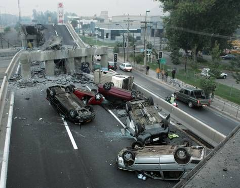 Earthquakes...