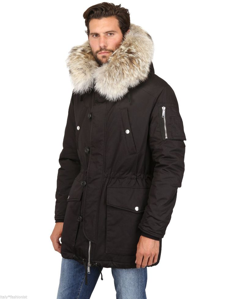 101 best Men's Winter Parkas images on Pinterest