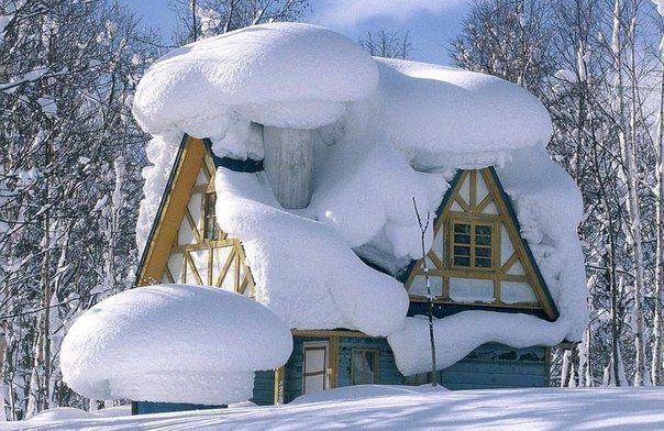 Дом в Уиcтлере, Канада