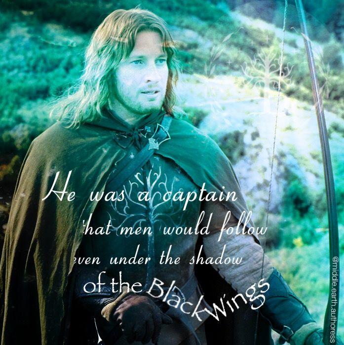 Faramir~ Faramir!!  Captain of Gondor!: