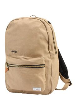 Jeep Gear: Product'Jeep® Canvas Backpack'