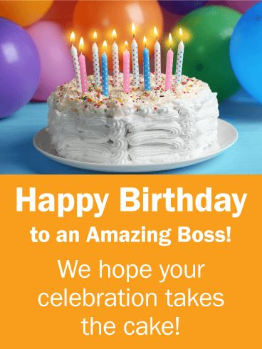 Best 25 Birthday card for boss ideas on Pinterest DIY Fathers