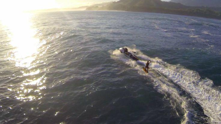 Laird Hamilton on Vimeo