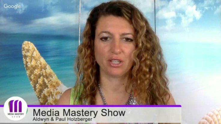 Media Mastery Show - Aldwyn Altuney interviews Paul Holzberger