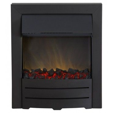 Colorado Black LED Inset Electric Fire